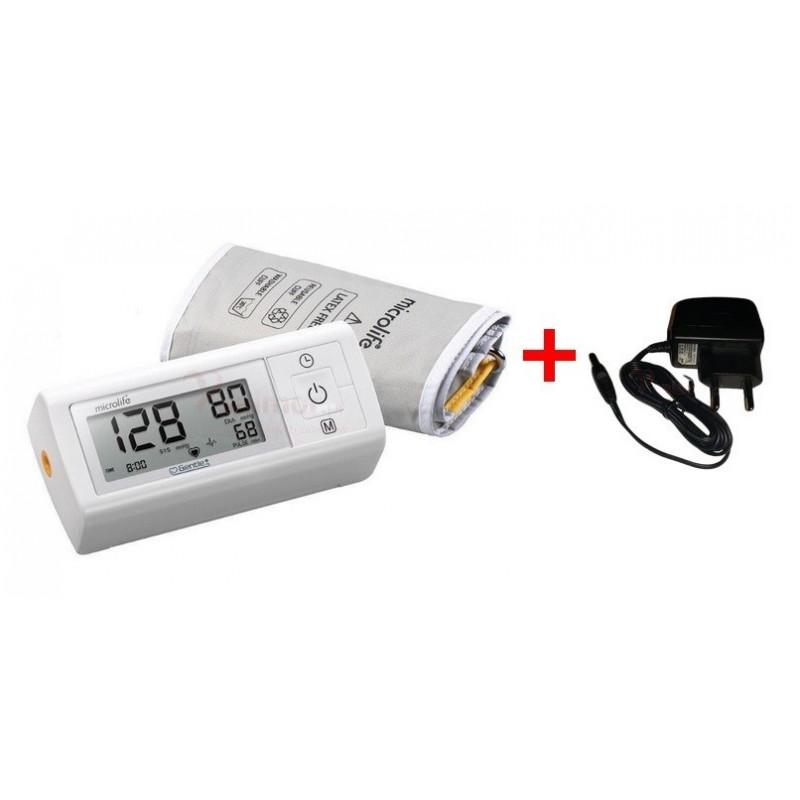 Ciśnieniomierz Microlife BP A1 Basic z zasilaczem