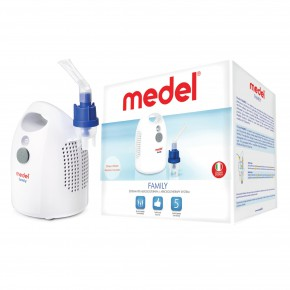INHALATOR MEDEL FAMILY EVO