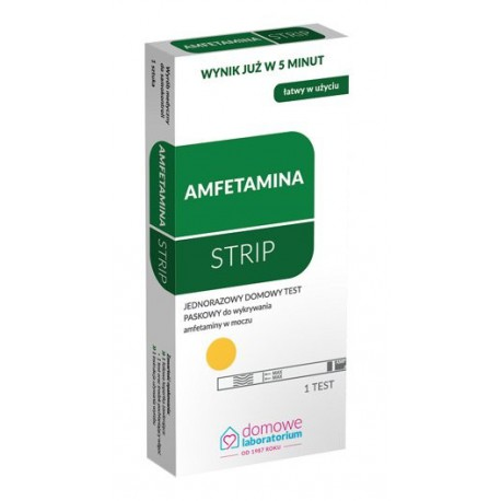 TEST AMFETAMINA STRIP PH TEST