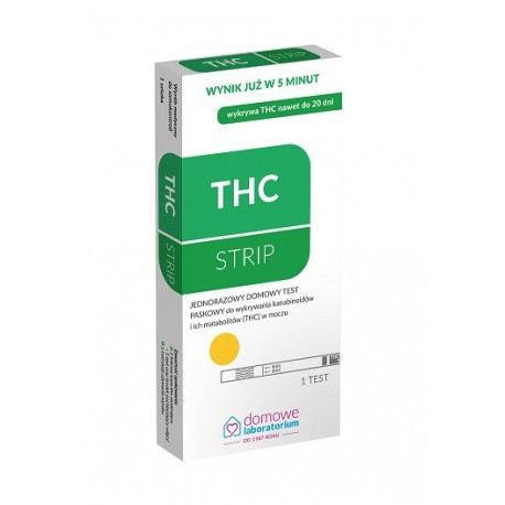 TEST THC STRIP N